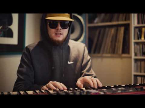Yussef Kamaal - Calligraphy // Brownswood Basement Session
