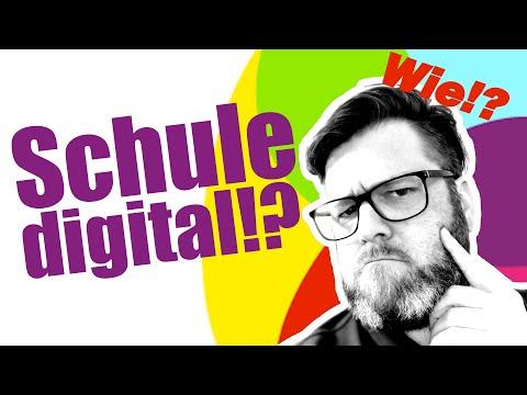 Wie geht Schule digital?