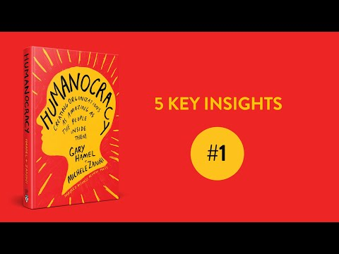 5 Key Insights from Humanocracy: Insight #1—It's Time to Kill Bureaucracy