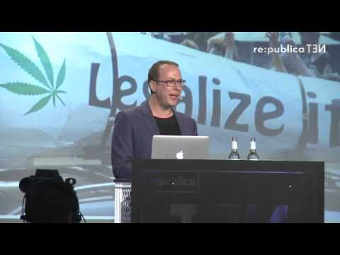 re:publica 2016 - Markus Beckedahl: Fight for your digital rights