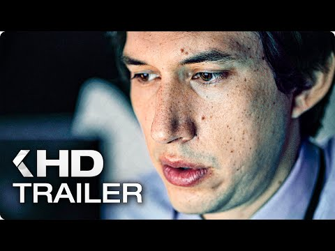THE REPORT Trailer German Deutsch (2019)