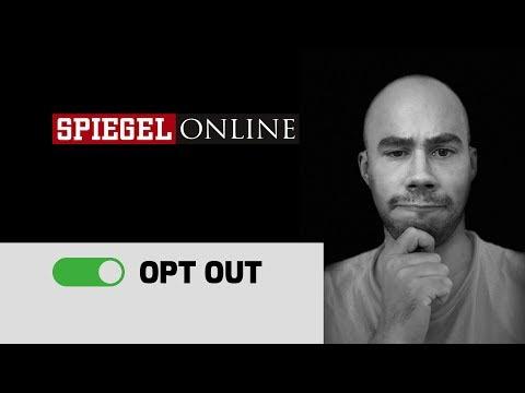 Opt-Out bei SPIEGEL ONLINE Drittanbietern. FUN! FUN! FUN!