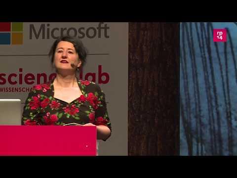 re:publica 2014 - Wibke Ladwig: Ein blindes Huhn ist ke...
