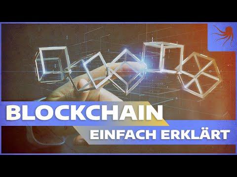Wie funktioniert die Blockchain? – Einfach erklärt!