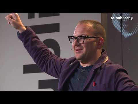 re:publica 2019 – Cory Doctorow: It's monopolies, not surveillance.