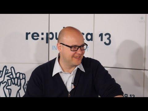 re:publica 13 - IN/SIDE/OUT mit Leonhard Dobusch