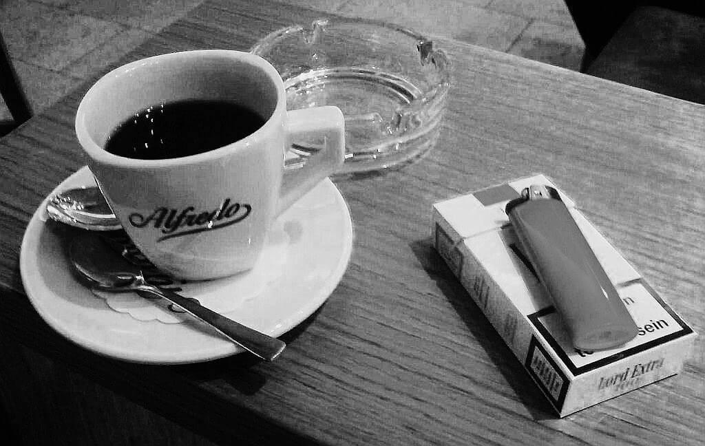Feuerzeug & Kaffee