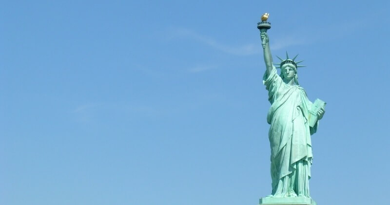 Miss Liberty, New York City