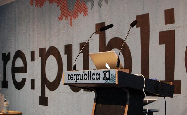 re:publica 11 | Foto: Steffen Voß