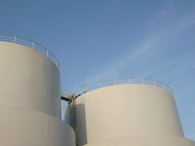 Silos | Some rights reserved by kaffeeringe