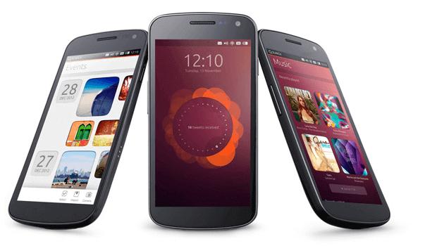 Ubuntu auf Smartphones