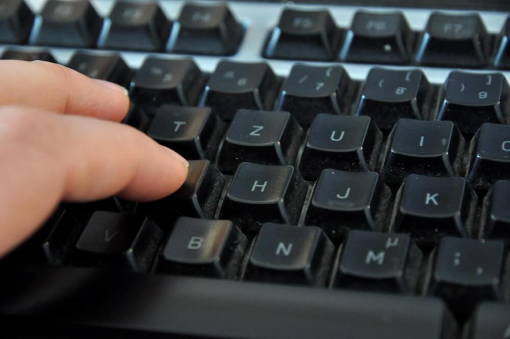 Tastatur | Foto: Steffen Voß