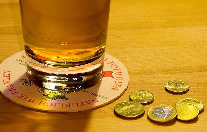Geld + Bier