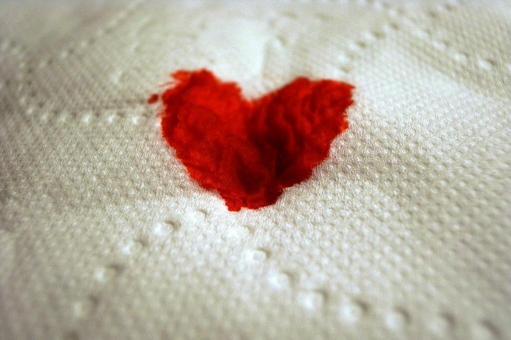Bleeding Heart!