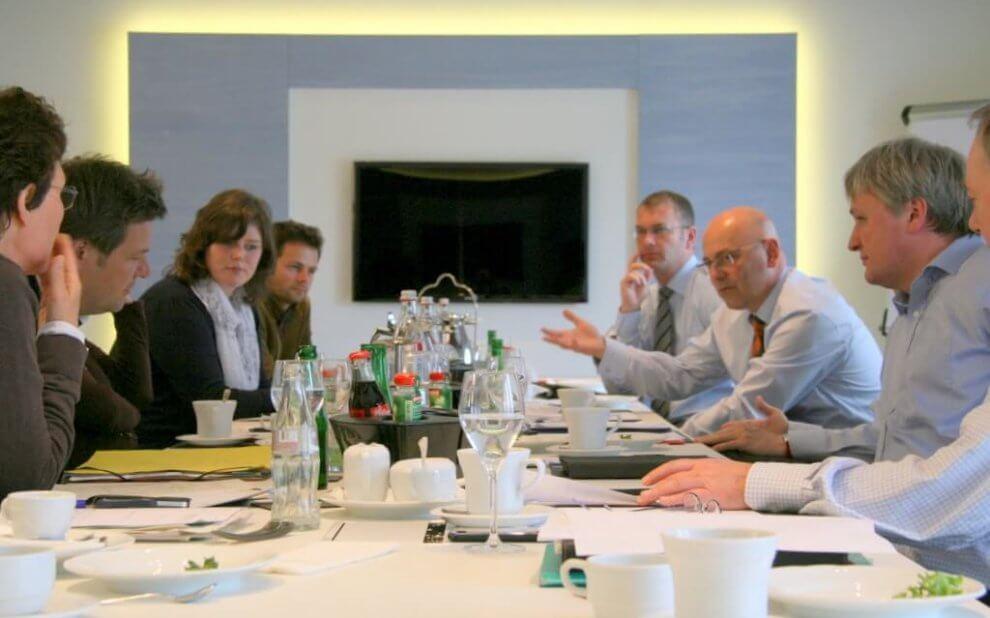 Sondierungsgespräche zwischen Grünen und SPD