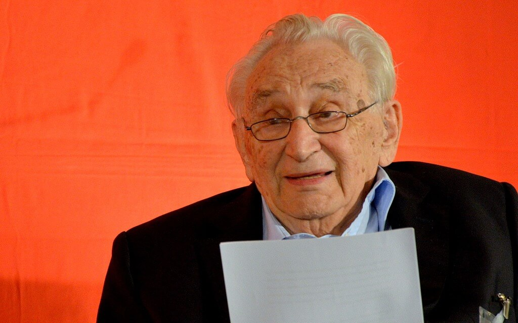 Egon Bahr, 2014