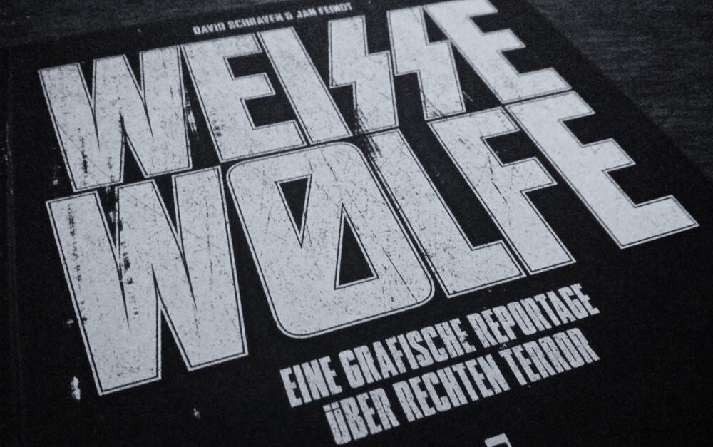 Weisse Wölfe von David Schraven + Jan Feindt