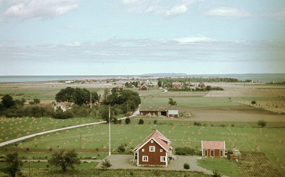 Visingsö, Småland, Sweden