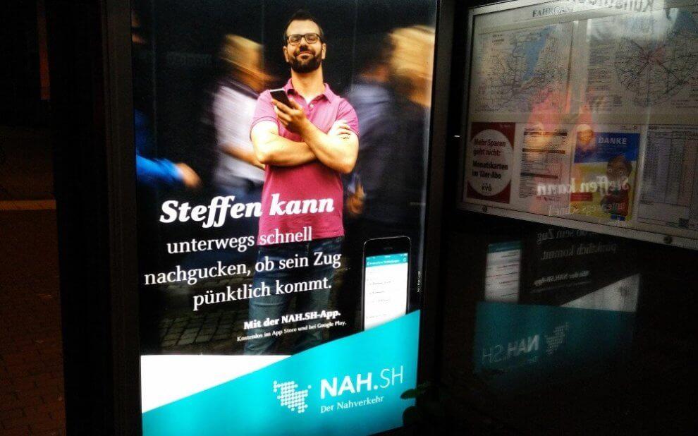 NAH.SH-Werbung