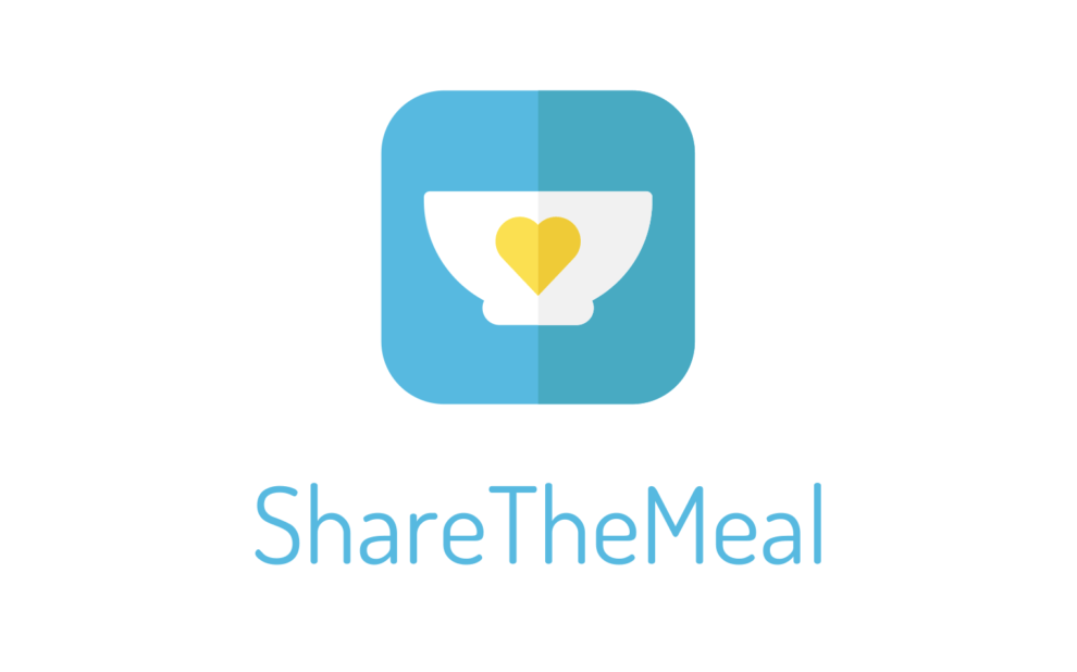 Share A Meal, Logo
