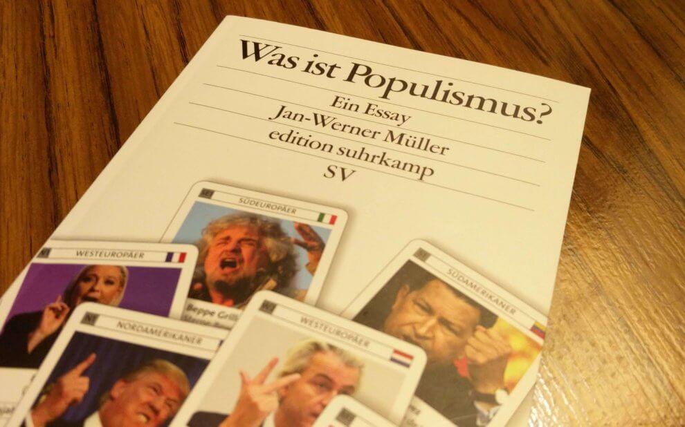 Jan-Werner Müller - Was ist Populismus?