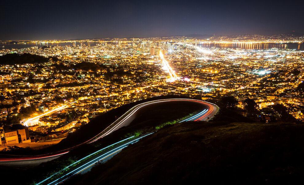 Es wird Nacht im Silicon Valley