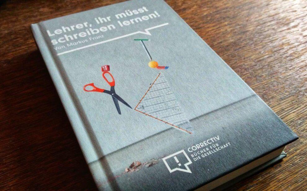 Markus Franz - Lehrer ihr müsst schreiben lernen