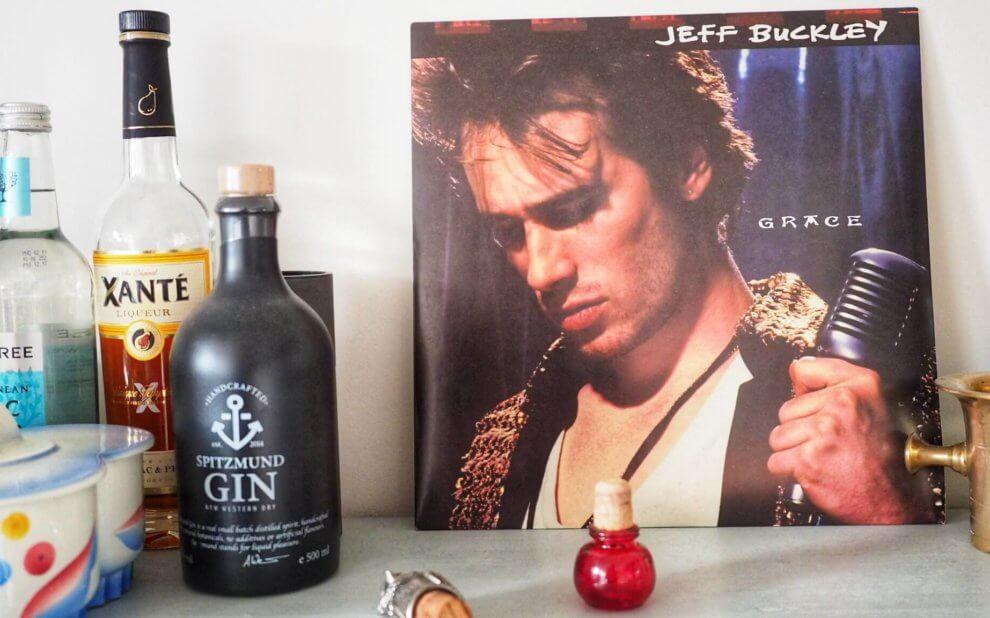 Jeff Buckley - Grace. Und das Leben bekommt einen Gin.