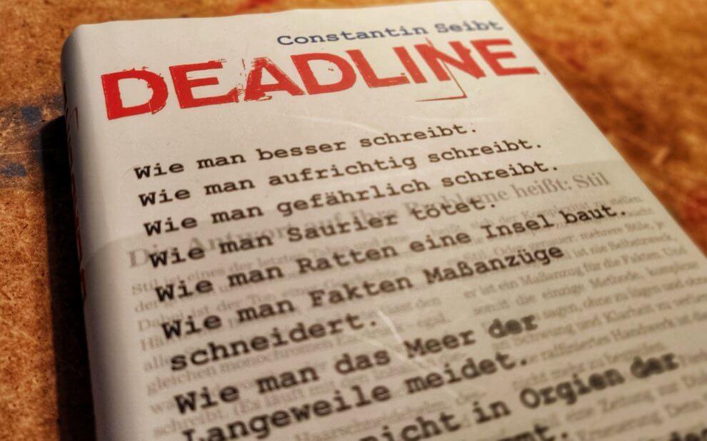 Constantin Seibt - Deadline