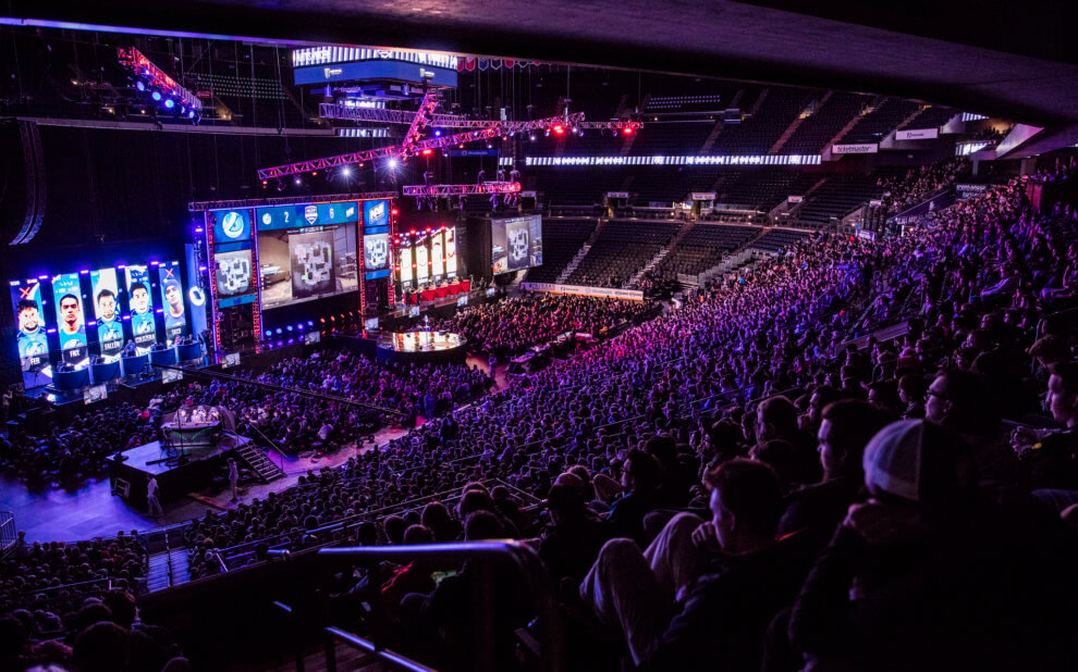 Major League Gaming's Counter-Strike: Global Offensive tournament in Columbus, 2016