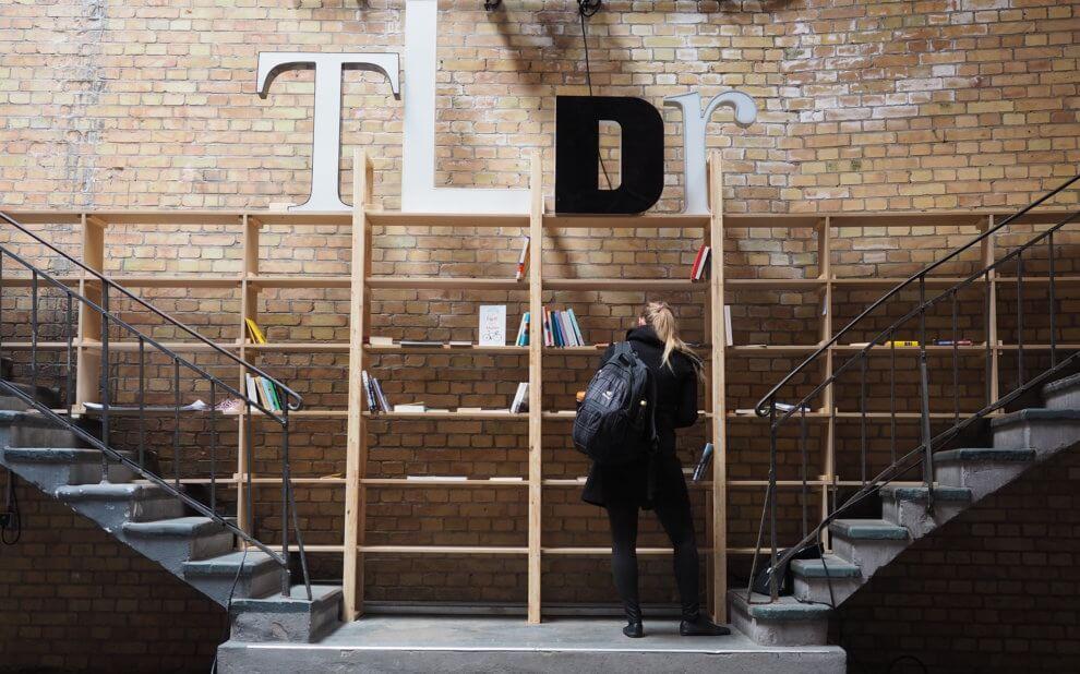 TL;DR - Das Motto der re:publica 2019