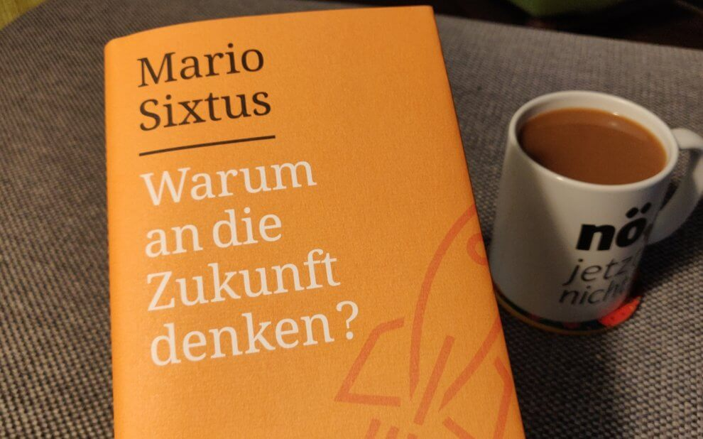 Mario Sixtus Buch