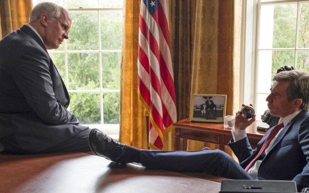 Dick Cheney und George W. Busch in